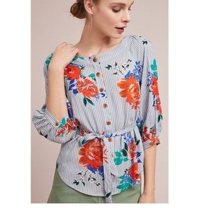 Maeve by Anthropologie blouse